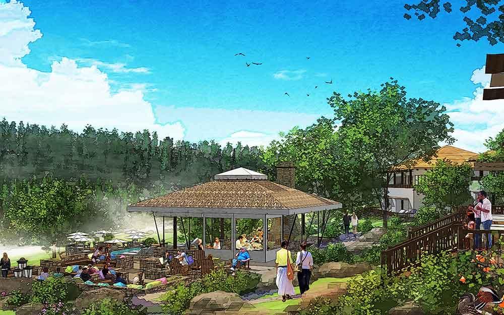 spa villa longleat
