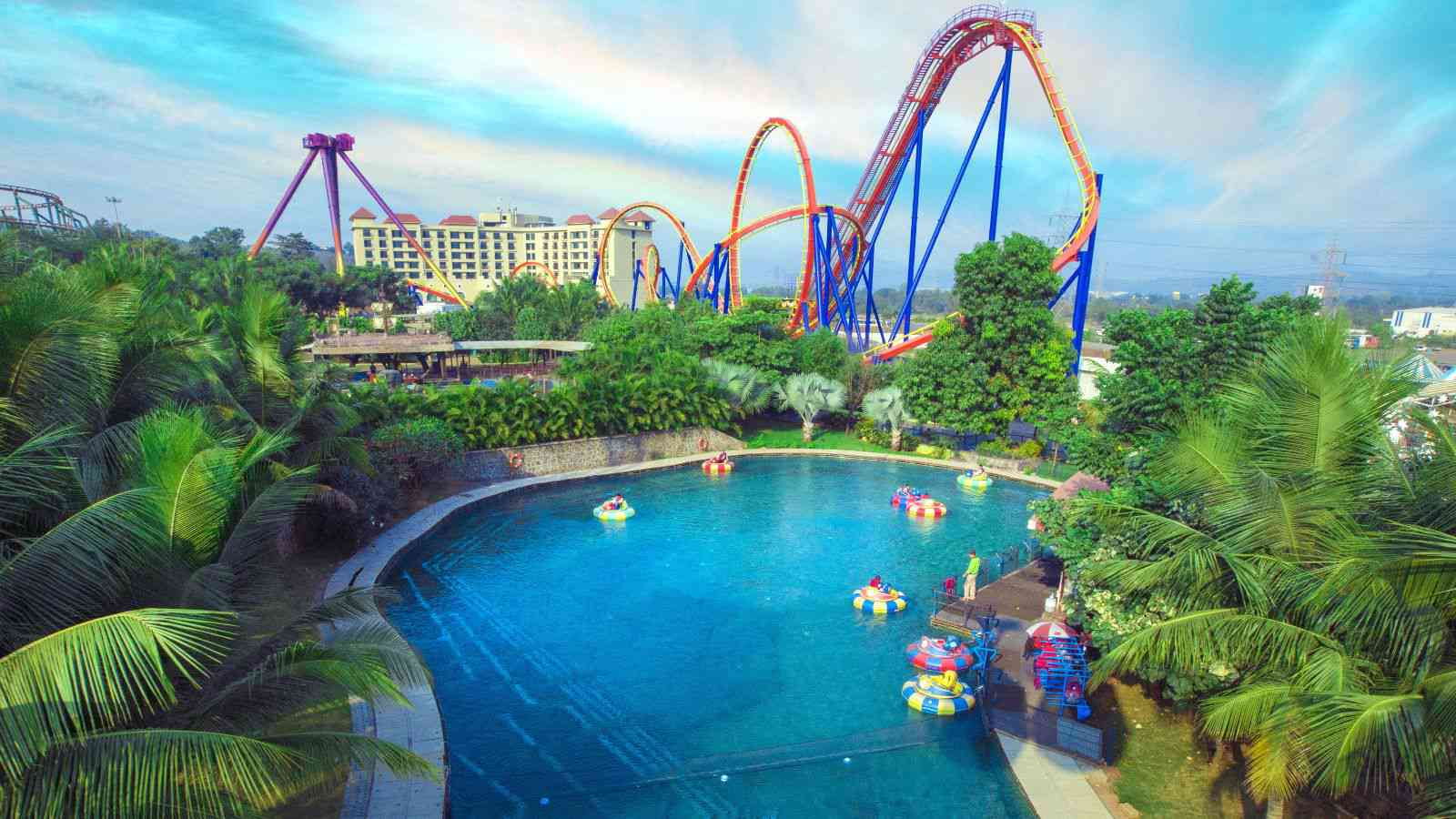 Theme park operator, Adlabs Entertainment, seeks PE funding