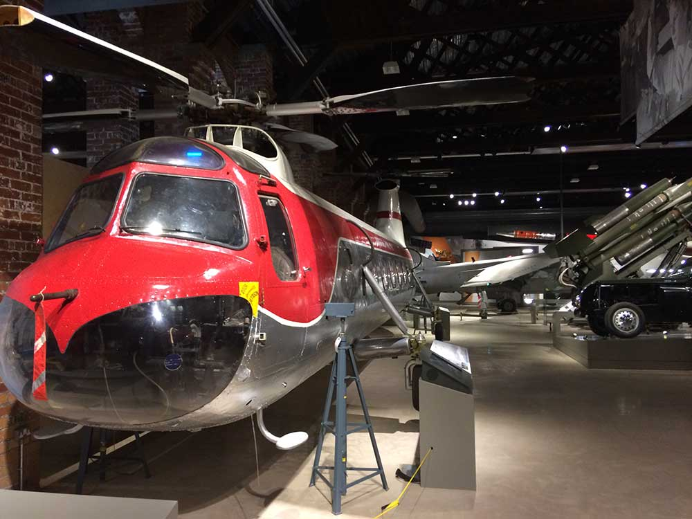 helicopter aerospace bristol museum