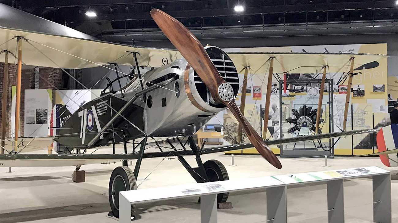 plane aerospace bristol museum