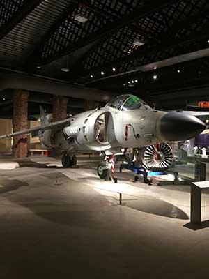 RAF plane aerospace bristol