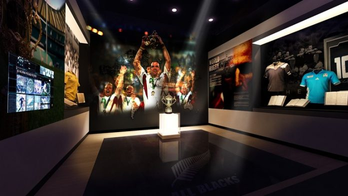 Interactive World Rugby Museum to open at Twickenham in January 2018