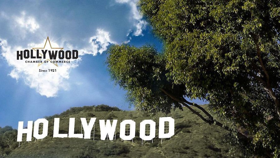 Hollywood Sign hollywood chamber of commerce