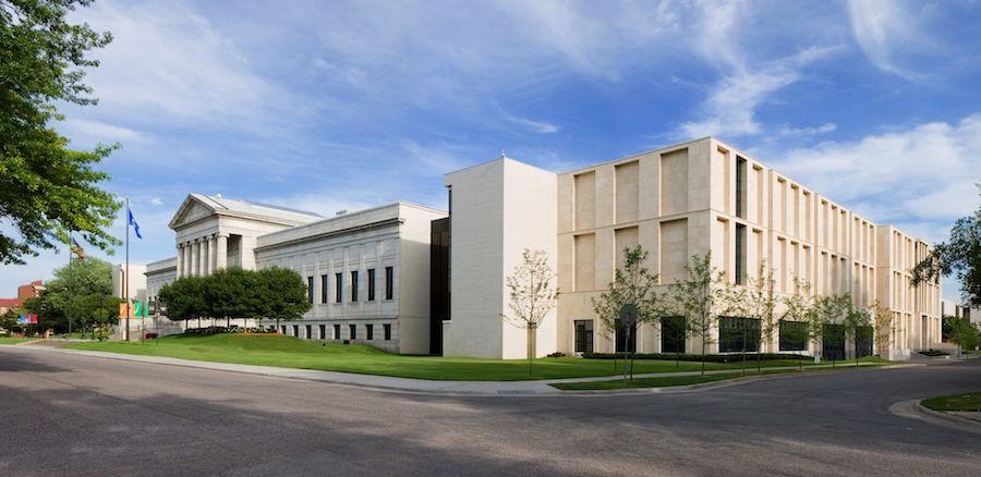 minneapolis institute of art exterior