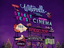 winterville christmas attraction