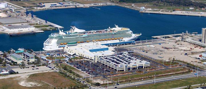 Port Canaveral masterplan aquarium