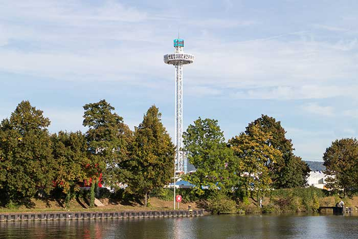 loch lomond city skyliner flamingo land