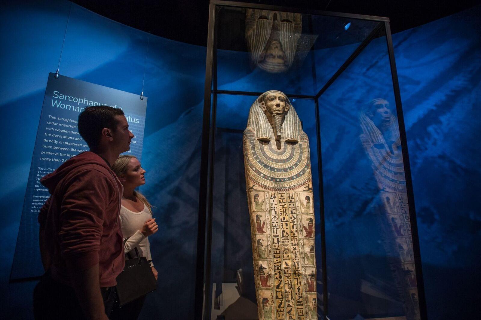 Mummies of the world museum exhibit Exhibitions international IMG