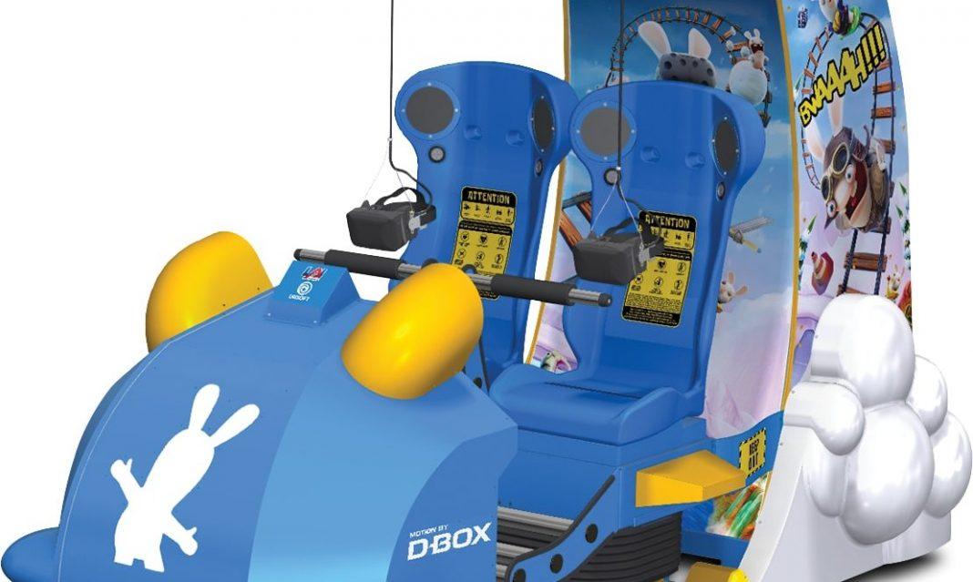 Virtual Rabbids: LAI Games brings attendant-free VR ride to EAG