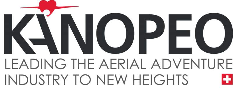 kanopeo aerial adventure logo
