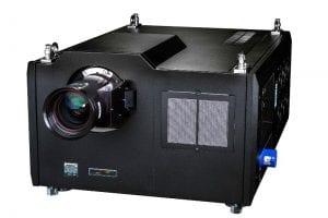 digital projection 8k laser projector