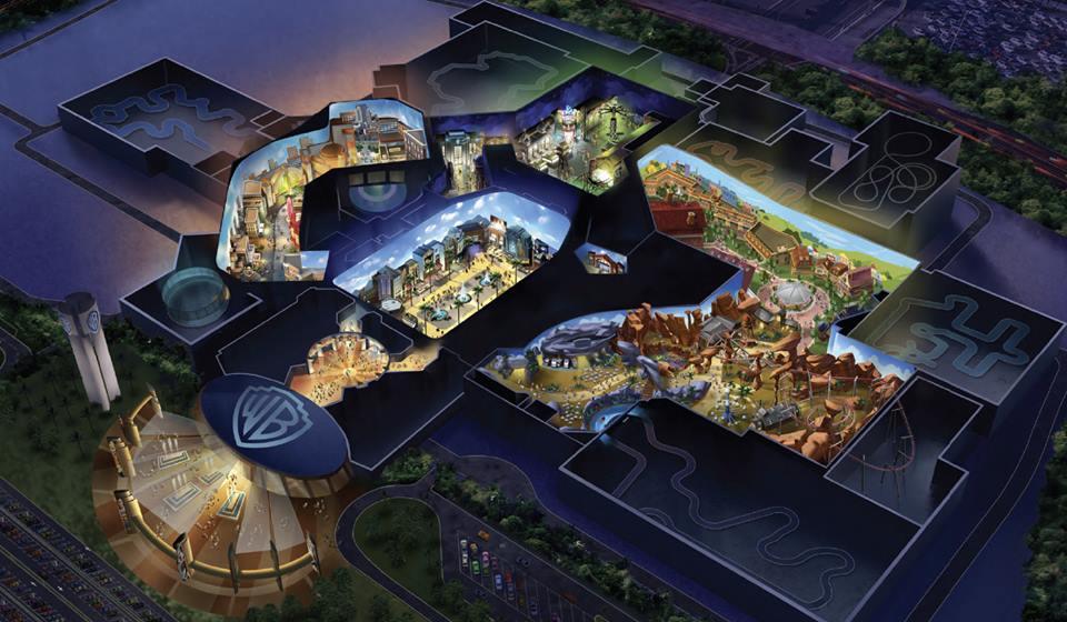 IAAPA EMEA Winter Forum Warner Bros World Abu Dhabi