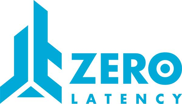 zero latency logo VR