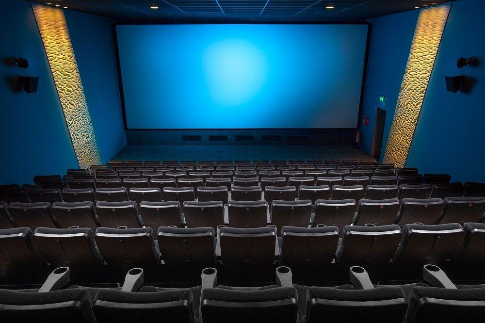 Cinema interior. Wanda Group. AMC Entertainment. Saudi Arabia.