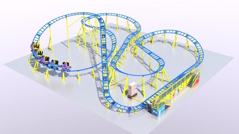 Tt Coaster by EOS Rides