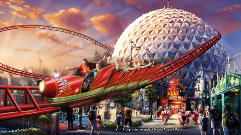 New attractions debut at Europa-Park for 2018 season