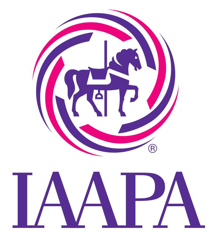 international association of amusement parks and attractions iaapa logo