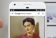 Google arts culture. App. Museums. Galleries.