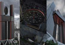 Skywheel. Ferris wheel. Malaysia. Studio FA Porsche.
