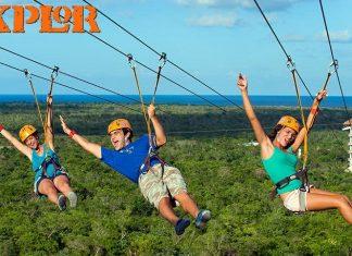 Experiencias Xcaret, Xplor, Xavage, theme park, Cancun