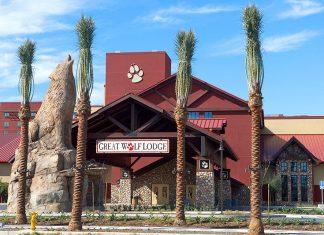 Great Wolf Lodge. Great Wolf Resorts. Arizona. Waterpark. Adventure Park.