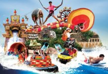 Sunway Group. Sunway lagoon. Sunway Lost World of Tambun. Taxes. Entertainment tax.