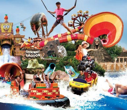 Sunway Group. Sunway lagoon. Sunway Lost World of Tambun. Taxes. Entertainment tax.