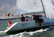 kids aboard zachte kracht sailing boat