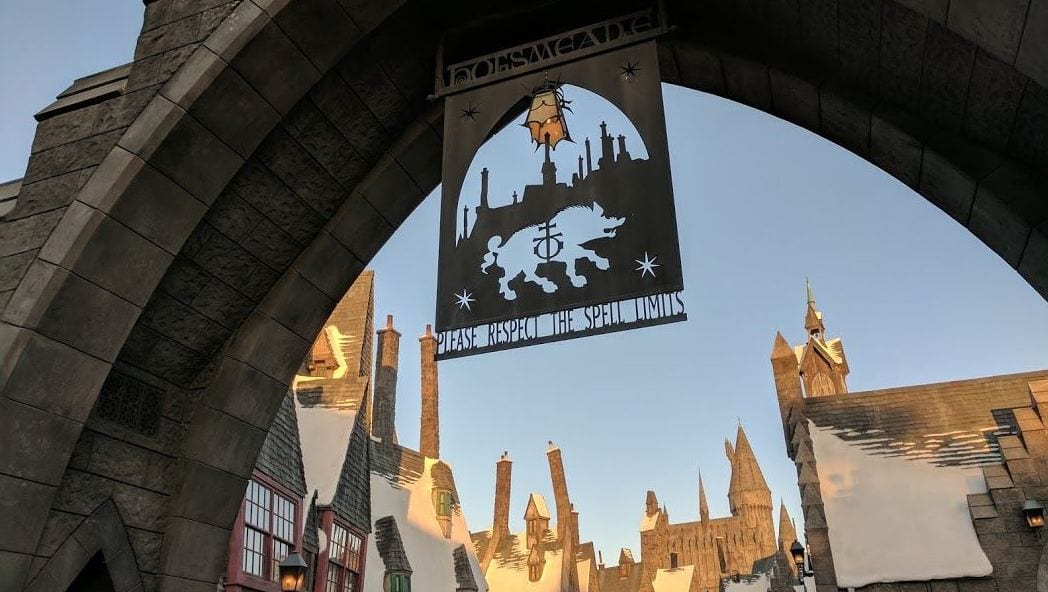 theme parks can personalize the guest experience potter universal