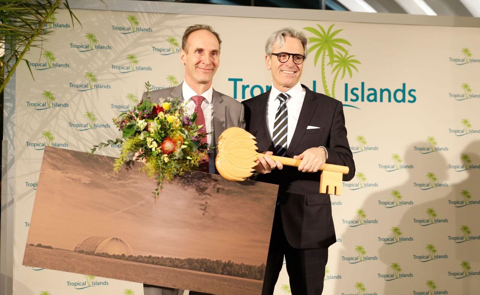 Tropical Islands Resort. Germany. Michiel Illy. Jan Janssen.
