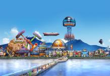 Movie Animation Park Studios. MAPS. Perak Corp. Only World Group. MAPS