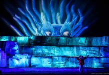 creating nighttime multimedia spectacular eca2 dragon wuyishan