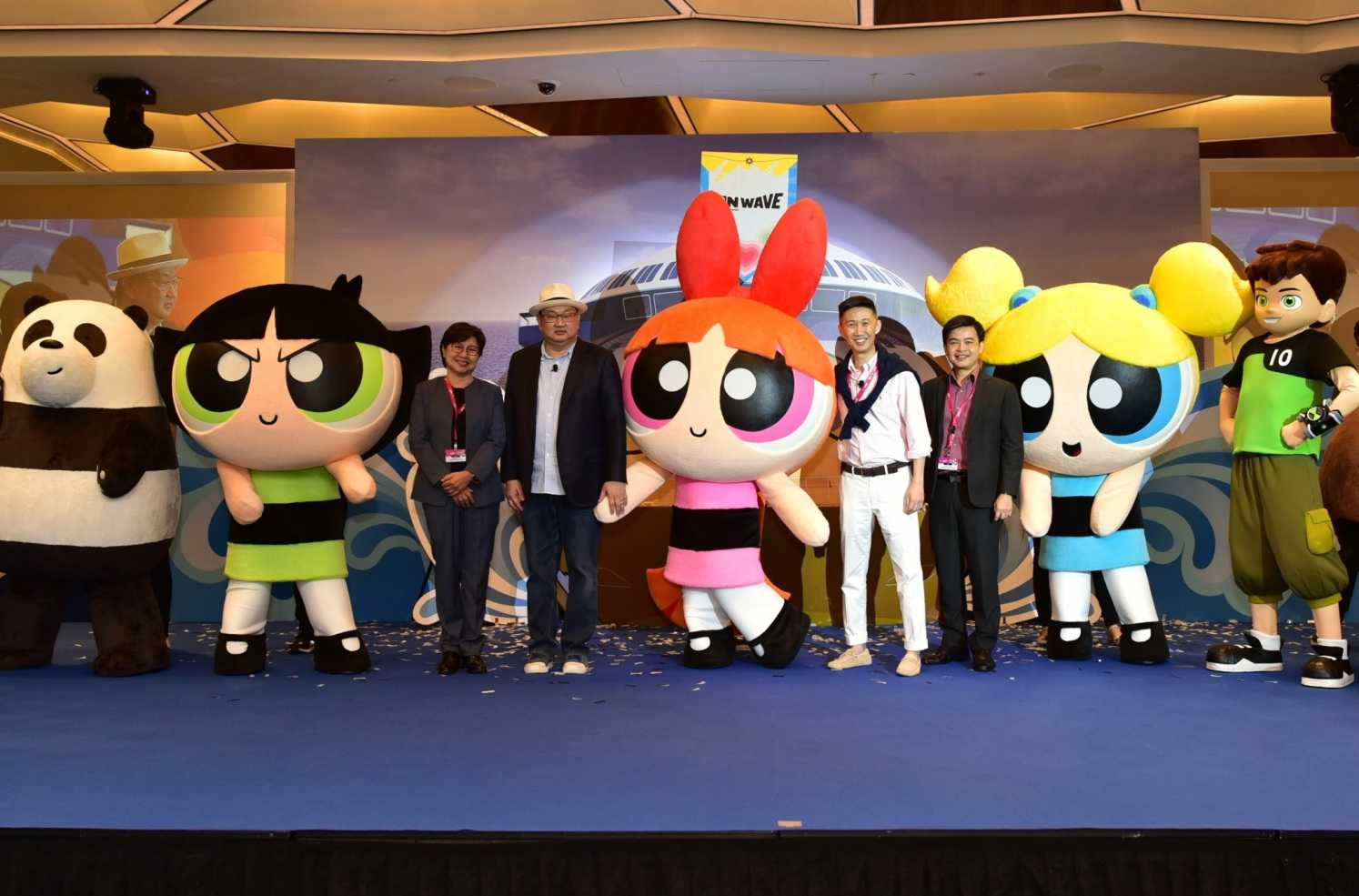 Oceanic Group To Launch Cartoon Network Themed Cruise Ship