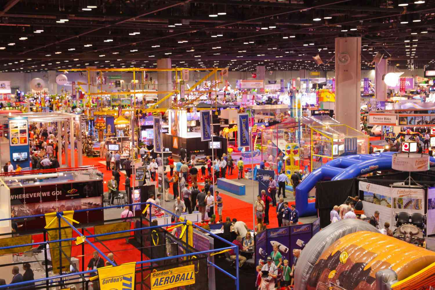Iaapa Calendar 2018 This Year S Attractions Industry