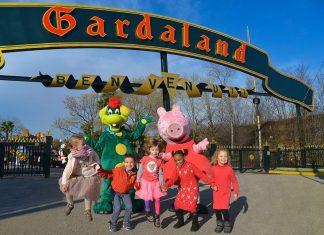 Peppa Pig Land. peppa pig. Entertainment one. Merlin Entertainments. Gardaland.