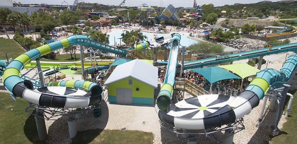 rocketBLAST water coaster by proslide