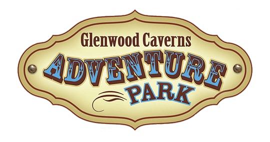 glenwood caverns logo