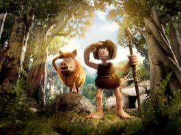 aardman early man characters dug and hognob wmsp