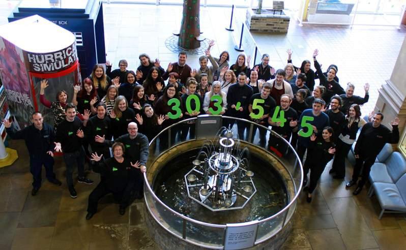 Eureka! celebrates record attendance thanks to digiPlaySpace STEAM exhibit