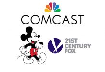 Comcast. Disney. Fox Bid. Deal. media consolidation