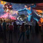 Warner Bros World. Abu Dhabi. Metropolis. Cartoon Junction. Ride.
