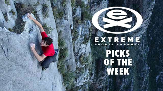 extreme sports channel free climber