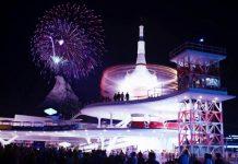 theme park design disneyland tomorrowland