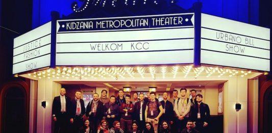 KCC Team on trip