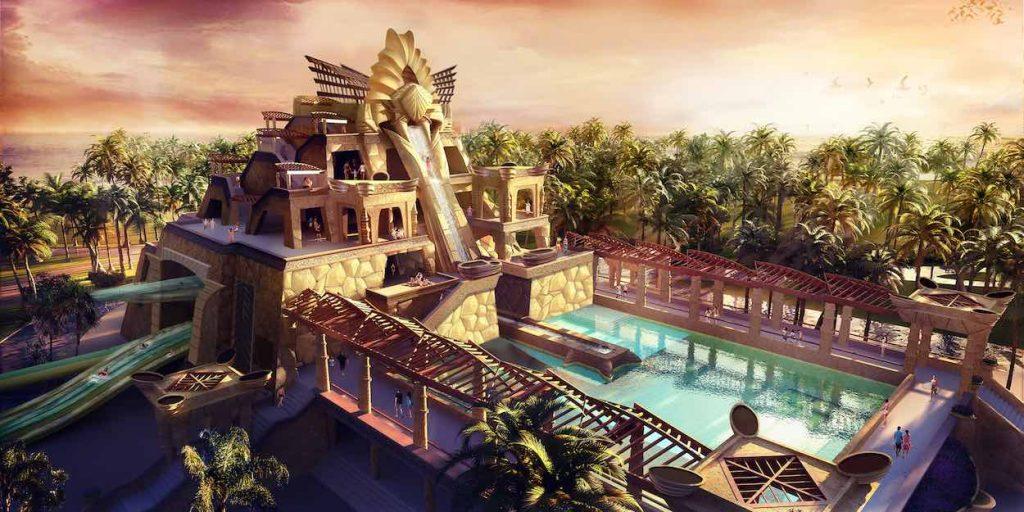 Atlantis Sanya Rendering falcon's creative group a (1)