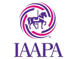 international association of amusement parks and attractions (IAAPA) logo