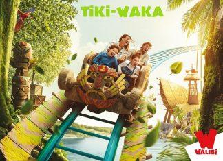 Walibi Belgium new roller coaster Tiki Waka
