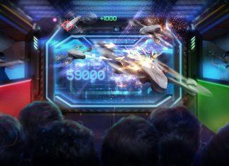 Arcadrone Drone Interactive