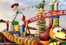 Toy Story Land at Walt Disney World to open in June