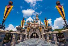 Hong Kong Disneyland HKDL. Fiscal. Losses. Double.
